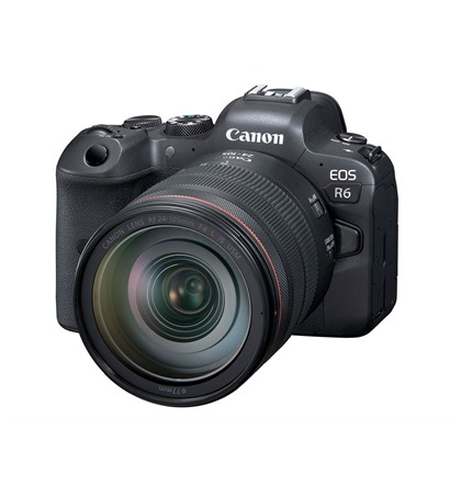 Canon R6 Mirrorless (New)