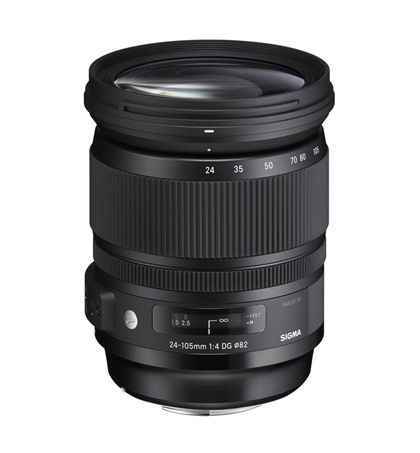 Sigma 24-105mm F4 DG (New)