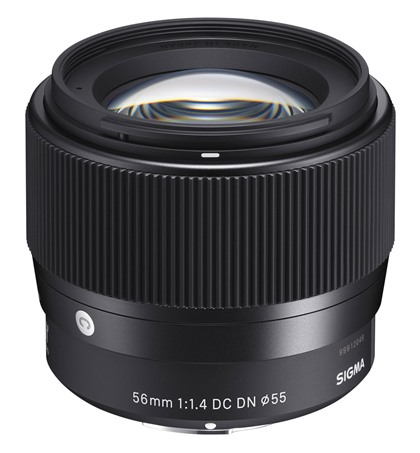 Sigma 56mm f1.4 DC for Sony (New)