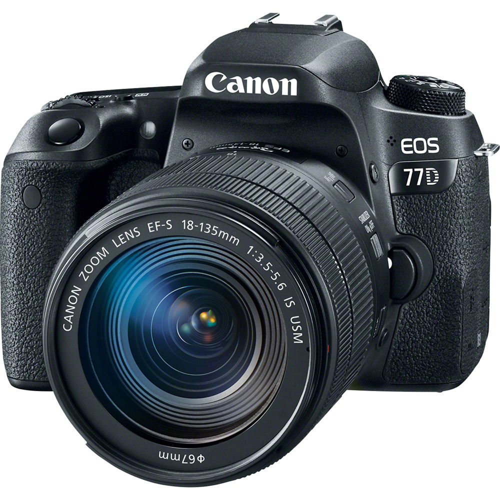 Canon EOS 77D kit 18-55mm (New)