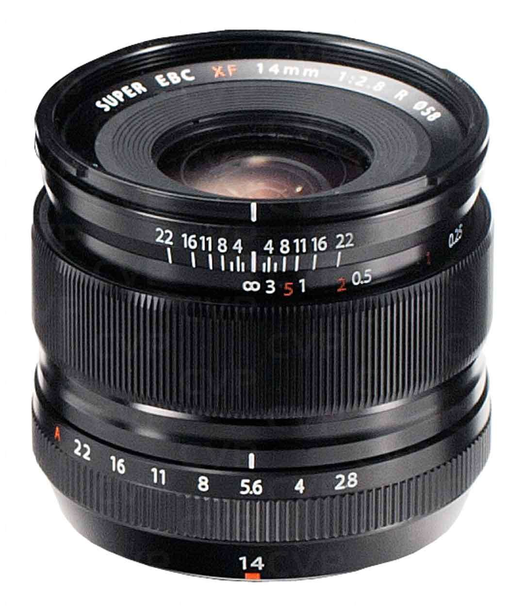 Fuji XF14mm f2.8 R Wide Angle Lens (New)