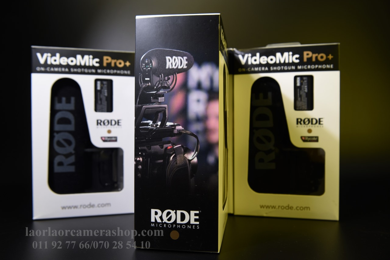 Microphone Rode Pro+ Original - out of stock